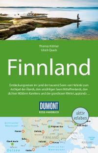 Cover DuMont Reise-Handbuch Reiseführer Finnland