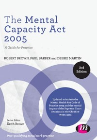 Cover Mental Capacity Act 2005