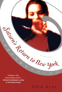 Cover Saturn's Return to New York