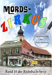 Cover Mords-Zirkus