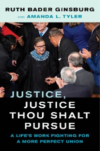Cover Justice, Justice Thou Shalt Pursue