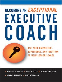 Cover Becoming an Exceptional Executive Coach