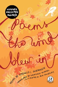 Cover Poems the window blew in