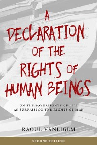 Cover Declaration of the Rights of Human Beings