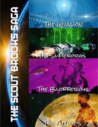 Cover The Scout Brooks Saga