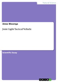 Cover Joint Light Tactical Vehicle