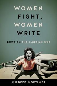 Cover Women Fight, Women Write