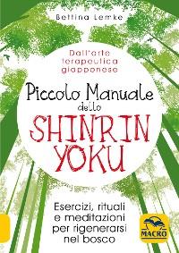 Cover Piccolo manuale dello Shinrin Yoku