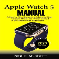 Cover APPLE WATCH 5 MANUAL (2020 Edition)
