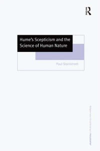 Cover Hume's Scepticism and the Science of Human Nature