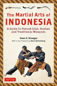 Cover The Martial Arts of Indonesia