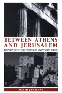 Cover Between Athens and Jerusalem