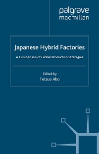 Cover Japanese Hybrid Factories