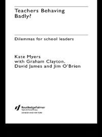 Cover Teachers Behaving Badly?