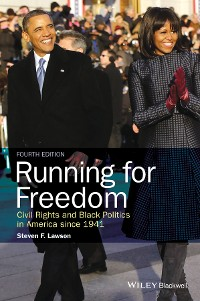 Cover Running for Freedom