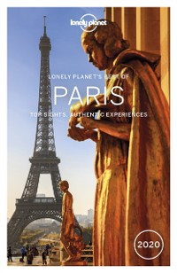 Cover Lonely Planet Best of Paris 2020