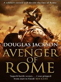 Cover Avenger of Rome