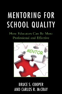 Cover Mentoring for School Quality