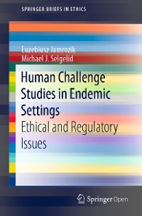 Cover Human Challenge Studies in Endemic Settings