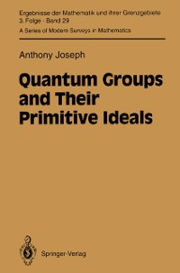 Cover Quantum Groups and Their Primitive Ideals