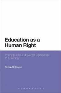 Cover Education as a Human Right