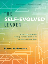 Cover The Self-Evolved Leader