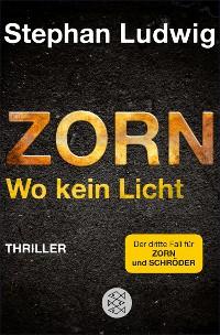 Cover Zorn - Wo kein Licht