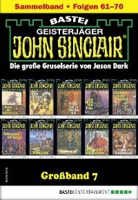 Cover John Sinclair Großband 7 - Horror-Serie