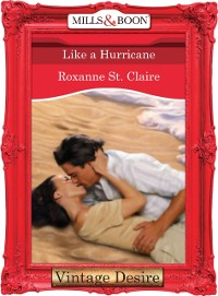 Cover Like a Hurricane (Mills & Boon Desire)