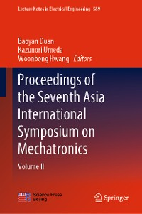 Cover Proceedings of the Seventh Asia International Symposium on Mechatronics