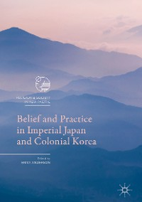Cover Belief and Practice in Imperial Japan and Colonial Korea