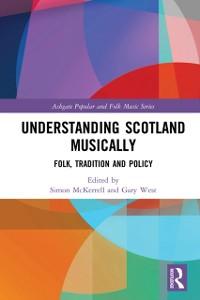 Cover Understanding Scotland Musically