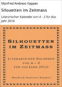 Cover Silouetten im Zeitmass