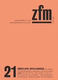 Cover Zeitschrift für Medienwissenschaft 21