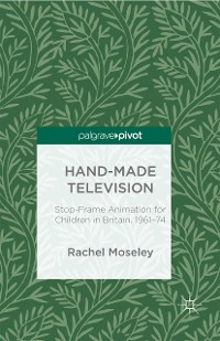 Cover Hand-Made Television