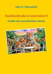 Cover Familienfreude in Lebenslust II