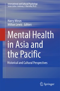 Cover Mental Health in Asia and the Pacific