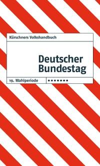 Cover Kürschners Volkshandbuch Deutscher Bundestag