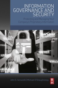 Cover Information Governance and Security