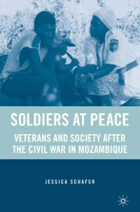 Cover Soldiers at Peace