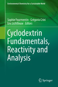 Cover Cyclodextrin Fundamentals, Reactivity and Analysis