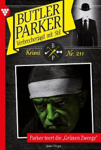 Cover Butler Parker 211 – Kriminalroman