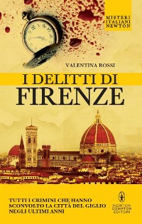 Cover I delitti di Firenze