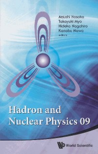 Cover Hadron And Nuclear Physics 09