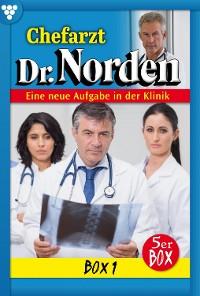 Cover Chefarzt Dr. Norden Box 1 – Arztroman