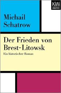 Cover Der Frieden von Brest-Litowsk