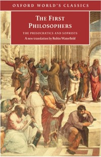 Cover First Philosophers