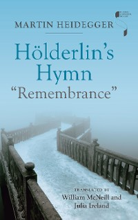 "Cover Hölderlin's Hymn ""Remembrance"""
