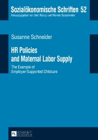 Cover HR Policies and Maternal Labor Supply