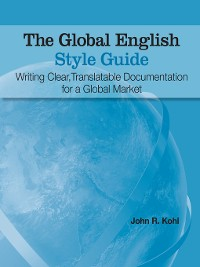 Cover The Global English Style Guide
